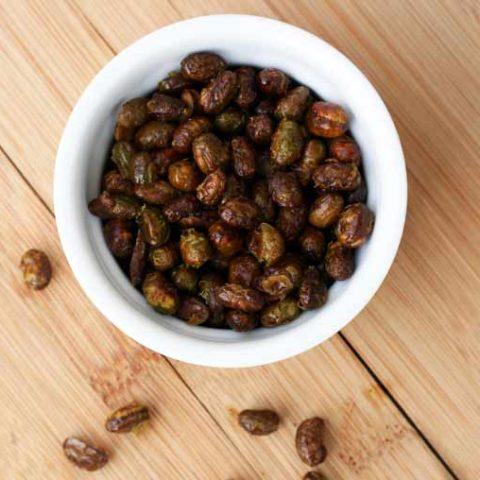 Roasted edamame recipe: Like roasted chickpeas? Try this similar recipe!