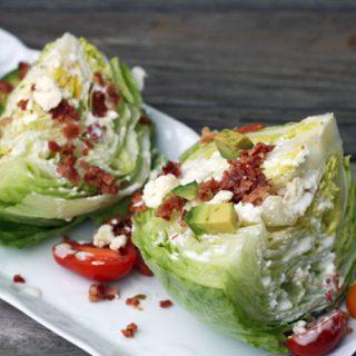 Cheap Wedge Salad