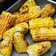 BBQ Sweet Corn Recipe: FLAVORFUL grilled sweet corn. You'll never make it another way!