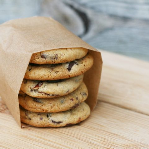 The New York Times chocolate chip cookie recipe: Learn how to make this classic recipe. It's SO good!