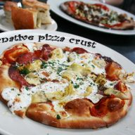 Alternative pizza crust ideas