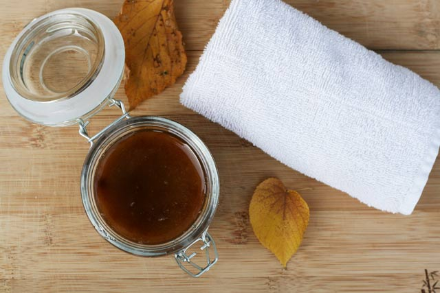 Pumpkin spice sugar body scrub recipe