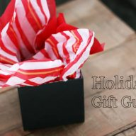 Holiday gift guide from Cheap Recipe Blog