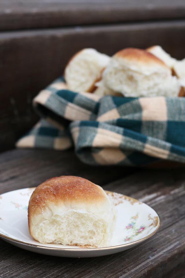 Perfect dinner rolls recipe