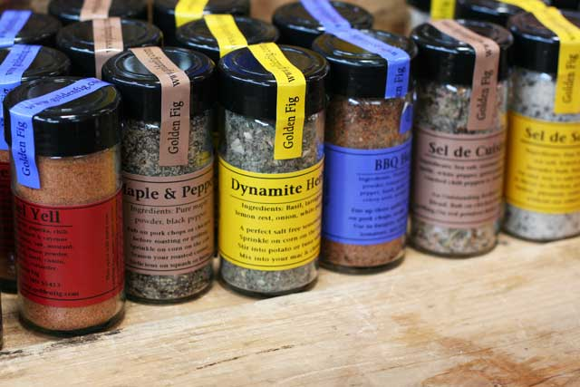Cheap Christmas gift ideas: Spices