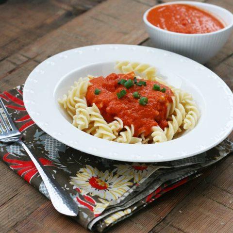 Amazing 3-Ingredient Pasta Sauce