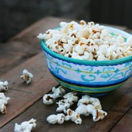 Sea salt popcorn recipe: Learn the best tips and tricks for making homemade popcorn at home!