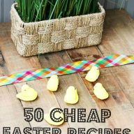 50 Cheap Easter Recipes