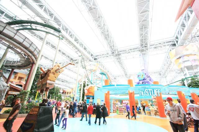 Mall of America in Bloomington, Minnesota