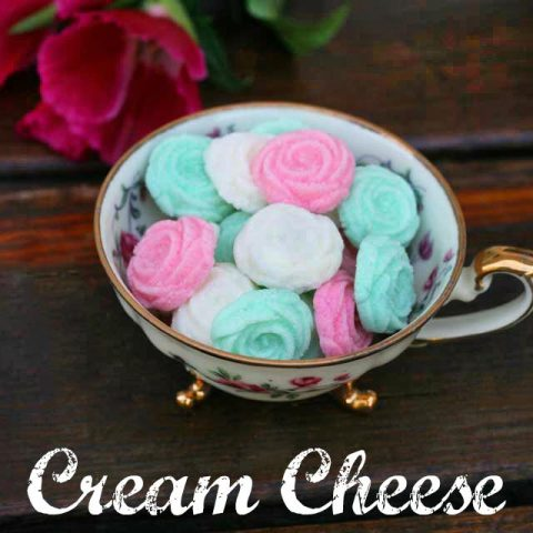 Old-Fashioned Cream Cheese Mints