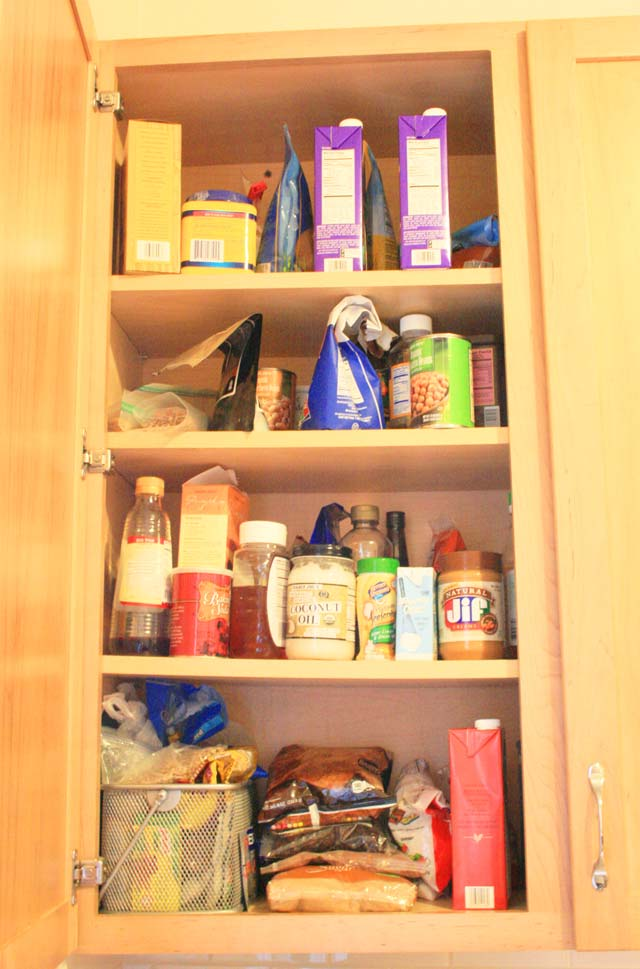 Save money on groceries by using what you have