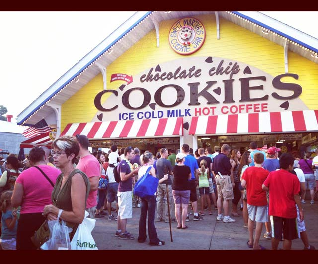 Minnesota State Fair (Sweet Martha's Cookie Jar)