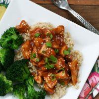 Crockpot Sesame Chicken Recipe