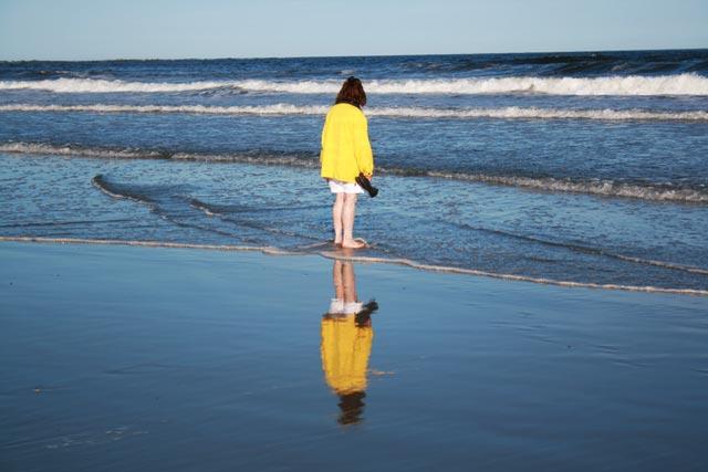 Reflection on Maine coast: Cheap Recipe blog