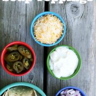 80+ Creative soup toppings, from Cheap Recipe Blog