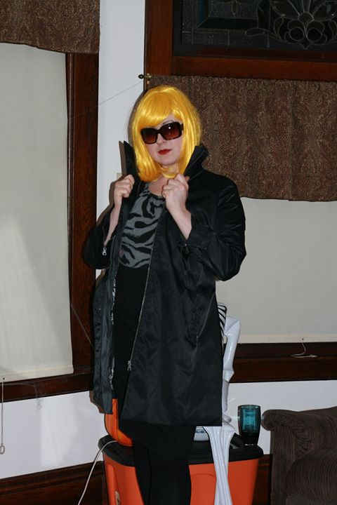 Anna Wintour costume for Halloween. A fashion-inspired #halloween #costume