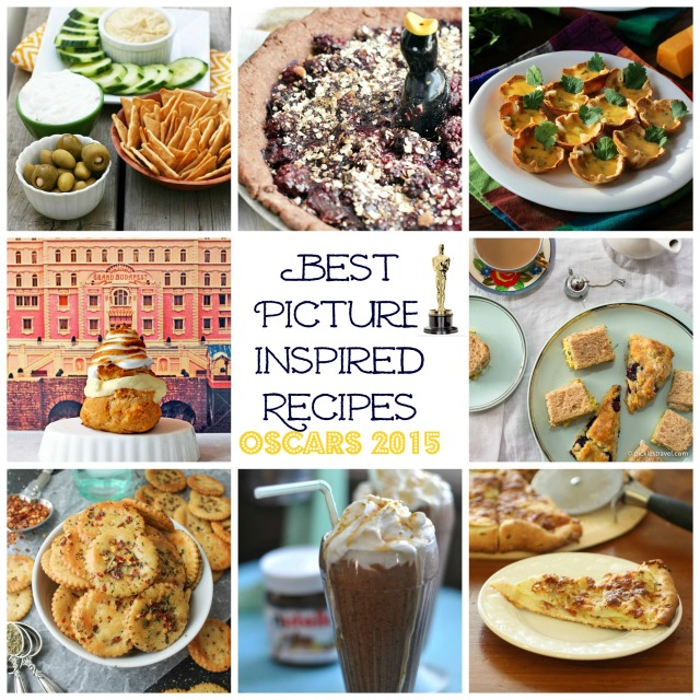 2015 Best Picture Inspired Recipes: Click through for all 8 recipes