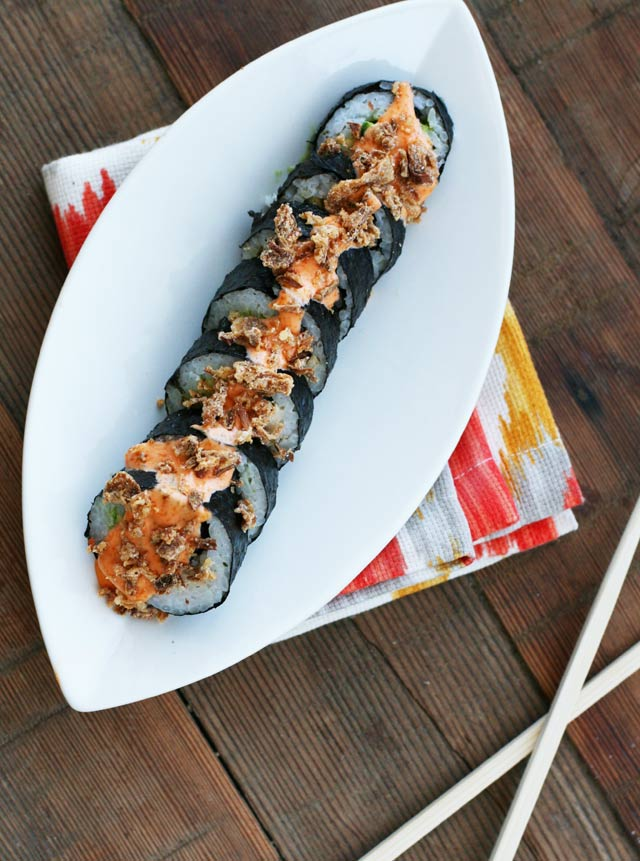 Make your own homemade sushi at home for just $1.40 per person! Repin to save.