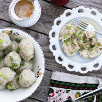 Norwegian Potato Dumplings (Potato Klub)