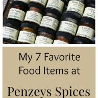 My 7 Favorite Food items at Penzeys Spices