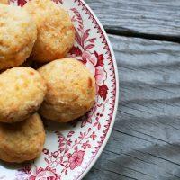 Savory Pepper Jack Cookies