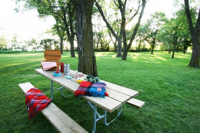 Cheap picnic foods and recipes. Click through for 50 ideas!