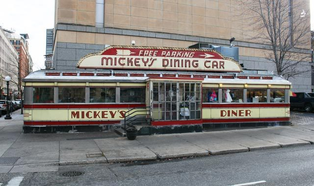 How to make a fluffy, light omelette like they serve at Mickey's Diner in St. Paul, Minnesota.