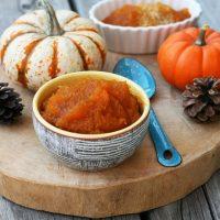 Pumpkin Compote (Brazilian Doce de Abóbora)
