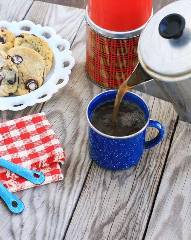 Learn how to make traditional Norwegian egg coffee. It doesn't taste like eggs - promise!
