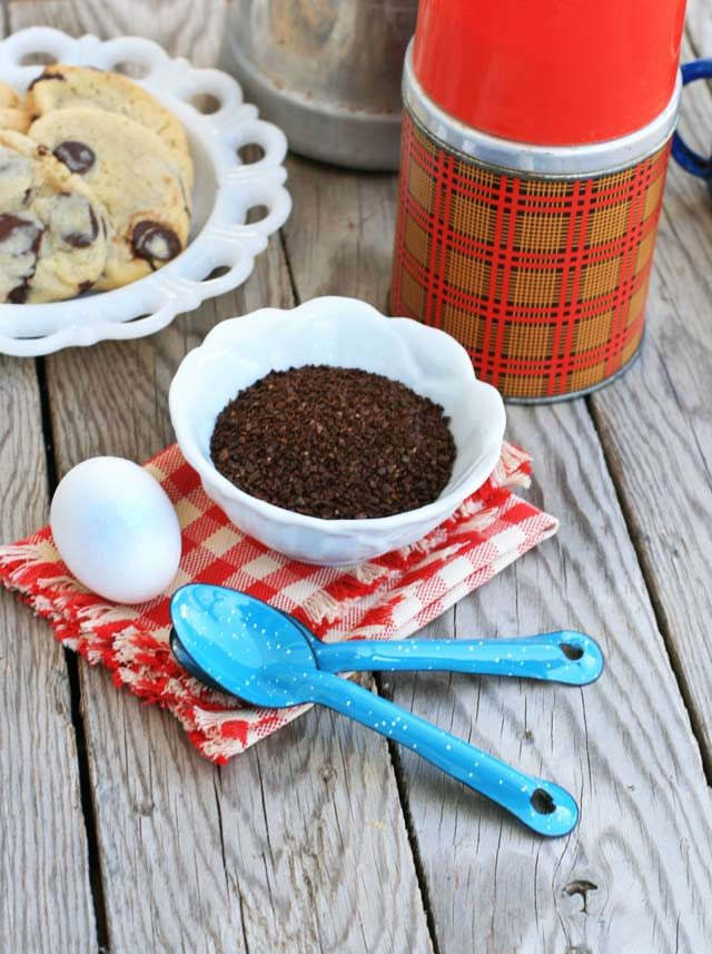 Learn how to make Norwegian egg coffee. Get all the info you need to make it at home.