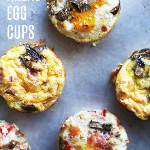 Make-Ahead Breakfast Egg Cups
