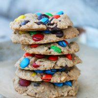 Epic Monster Cookies