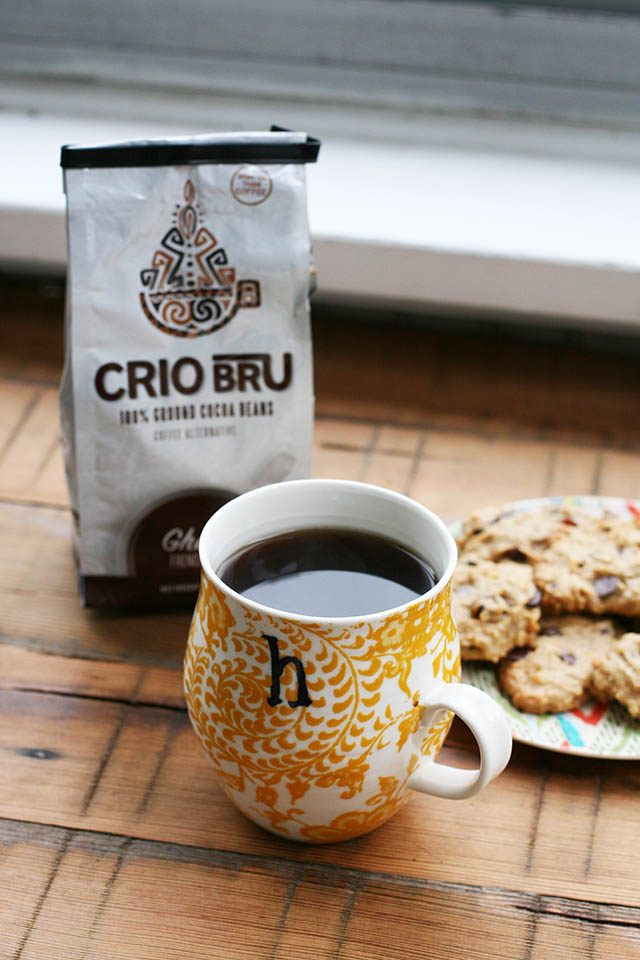 Crio Bru review: An alternative to coffee. Click through for honest review!