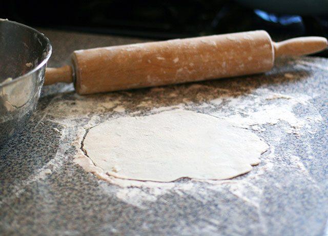 How to make homemade lefse - no special equipment needed!