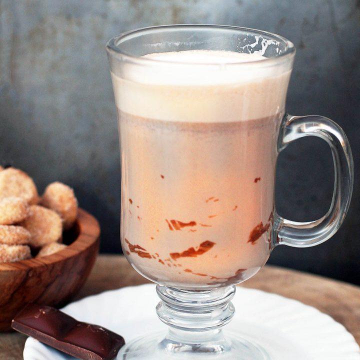 El Submarino: Argentine Hot Chocolate