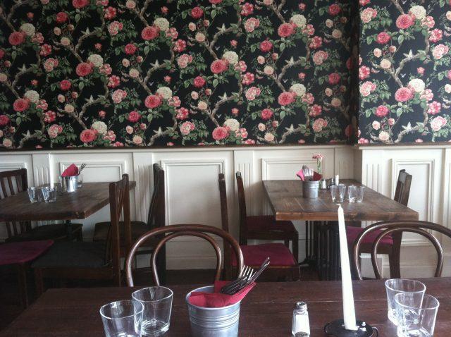 Dux Restaurant in Dublin, Ireland. The best restaurant I never ate at.