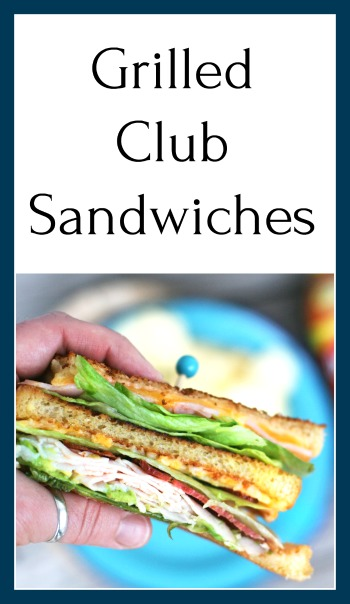 Grilled club sandwiches: Learn how to make the best grilled club sandwiches at home!
