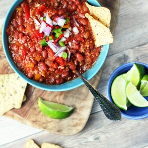 Basic chili recipe for beginners: Use this recipe if you're making chili for the first time!