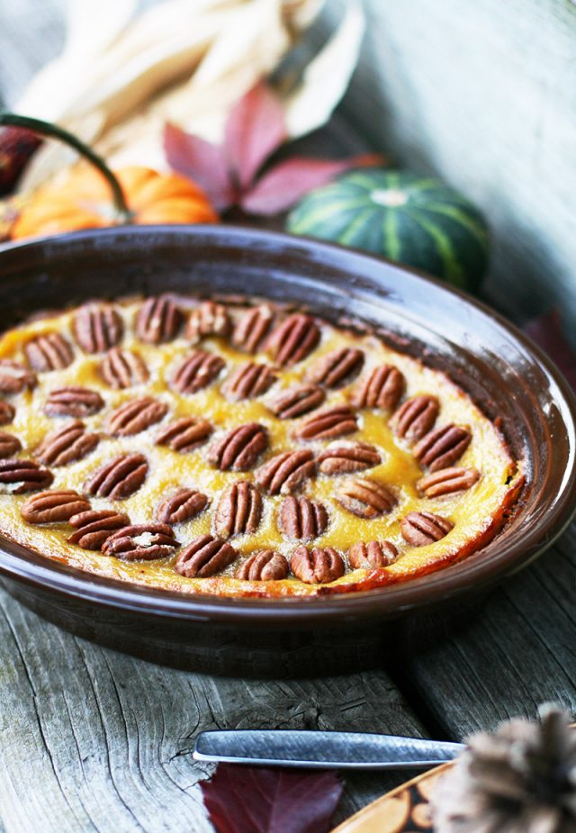 Bourbon-pecan squash: A unique twist on the Thanksgiving side dish. Click through for recipe!