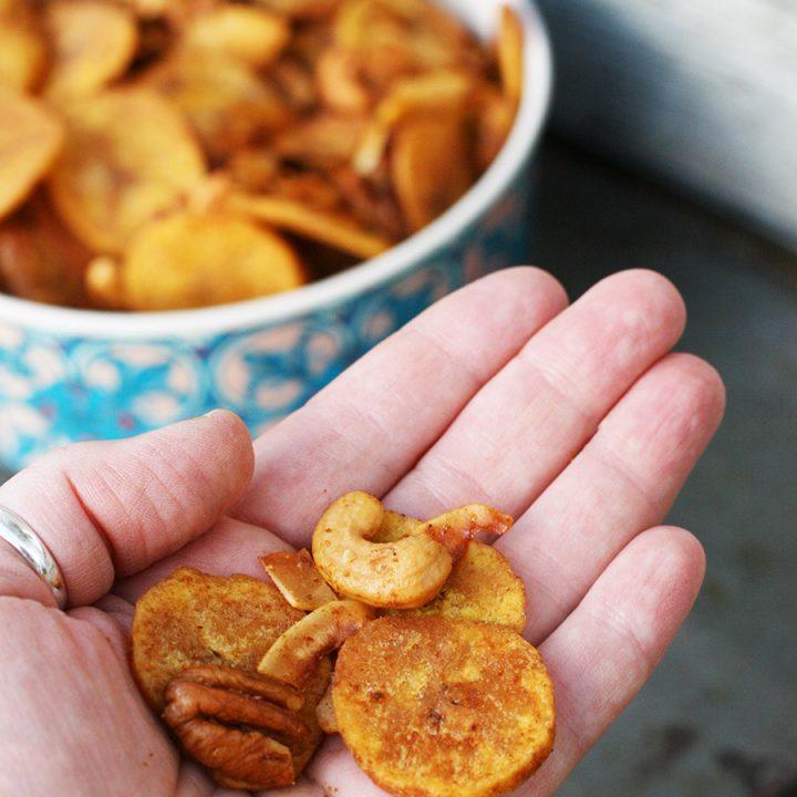 Paleo Snack Mix