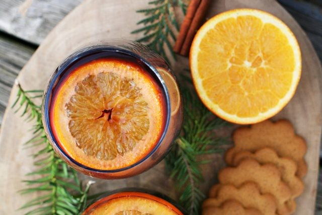 A non-alcoholic glögg recipe: Learn how to make this mulled punch recipe.