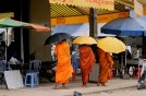 umbrella monks
