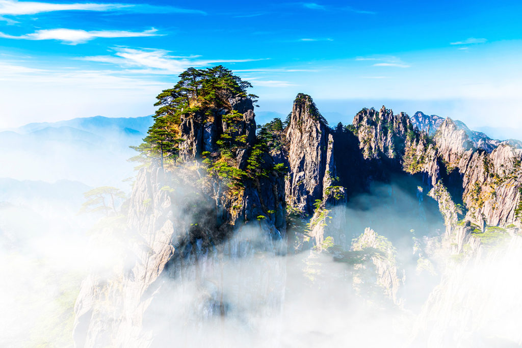 Huangshan inspired James Cameron's Avatar