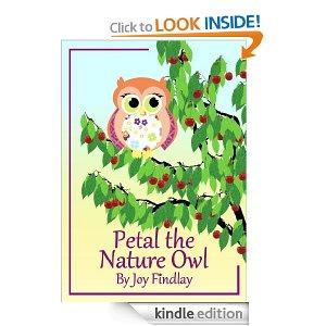Petal the Nature Owl
