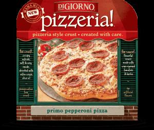 DiGiorno primo pizza