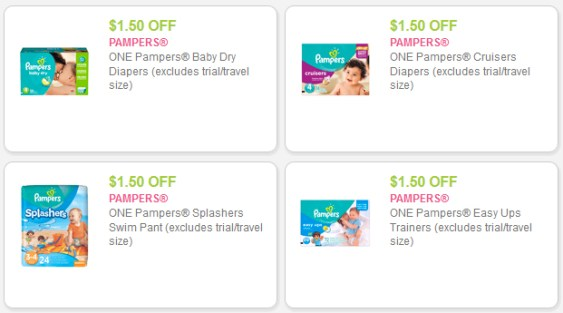 Pampers six
