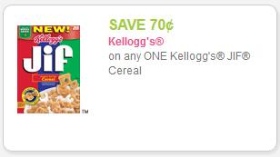 Jif Cereal