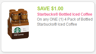 Starbucks iced