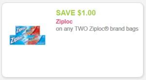 ziploc buy two