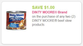 Dinty Moore Coupon
